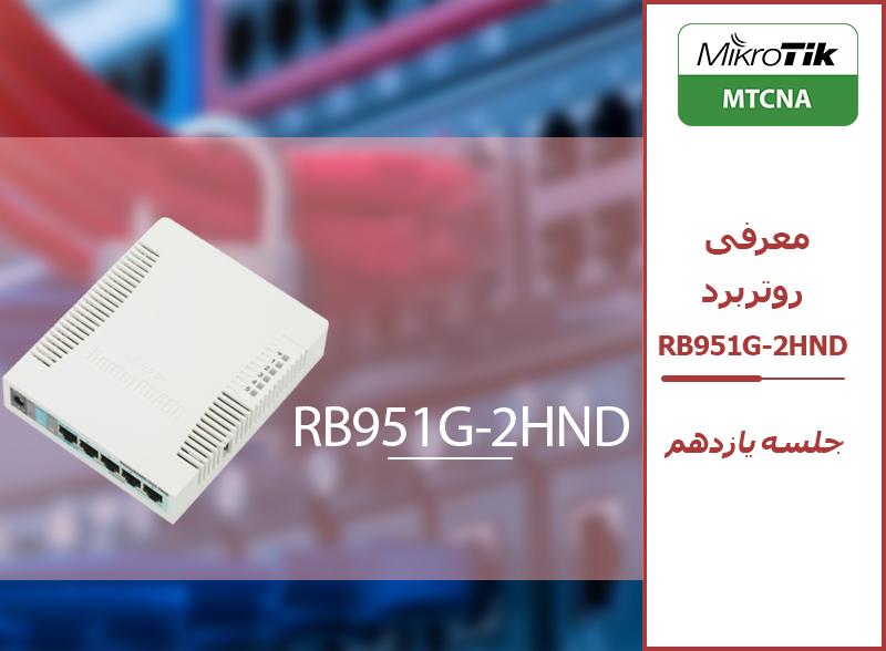 روتربرد 951G